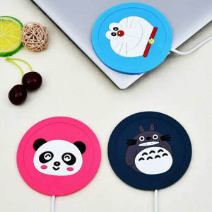 Heater Beverage-Cup Coffee-Mug Milk-Tea Drinks Silicone Creative USB Hot Cute 5V High-Quality