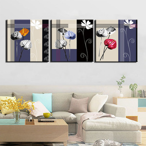 Hd imprime fotos da lona arte da parede moderna 3 peças ainda vida flor quadros cartaz para o quarto decoração casa quadro