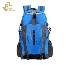 Hiking Backpack 40L Bicycle Sport Backpack Outdoor Mountain Backpack For Men Travel Climbing Backpacks Waterproof Rucksack Men цены