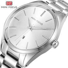Простой дизайн Для мужчин s часы Топ Элитный бренд Для мужчин часы Водонепроницаемый Военная кварцевые наручные часы нержавеющая сталь человек подарки часы