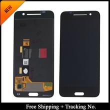 100% Gurantee Testado Classe AAA AMOLED 5.0 Para HTC Tela Lcd Display LCD Para HTC one A9 A9 tela de toque Digitador Assembléia