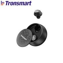 Tronsmart Spunky профессиональные наушники настоящие Беспроводные Bluetooth 5,0 наушники с голосовым ассистентом, глубокими басами, беспроводной зарядкой