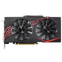 Используется, ASUS GeForce GTX1070 8 ГБ GPU GDDR5 256bit PCI E компьютерных игр видео Графика карты для ПК PUBG