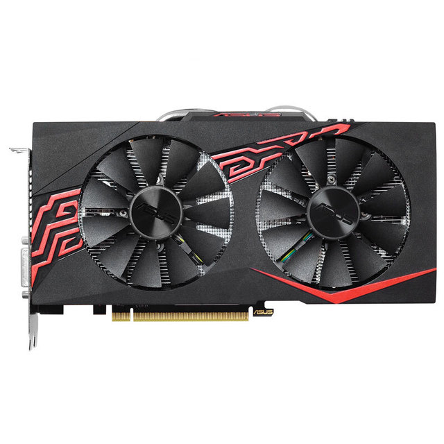 US $379 0 |Used,ASUS GeForce GTX1070 8GB GPU GDDR5 256bit PCI E Computer  Gaming Video Graphics Card For PC PUBG-in Graphics Cards from Computer &