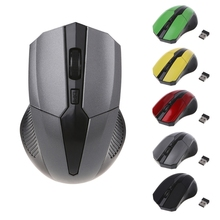 Gaming Mouse 2.4GHz Mice Optical Wireless Mouse USB Receiver PC Computer
