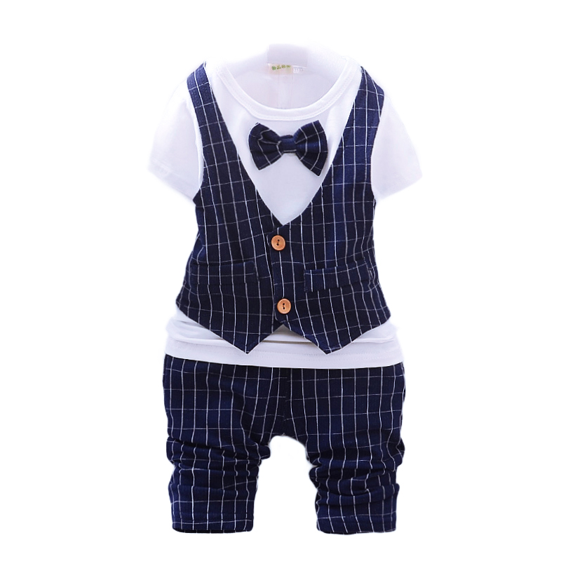 Formal Suit For Baby Little Boy Evening Wedding Birthday