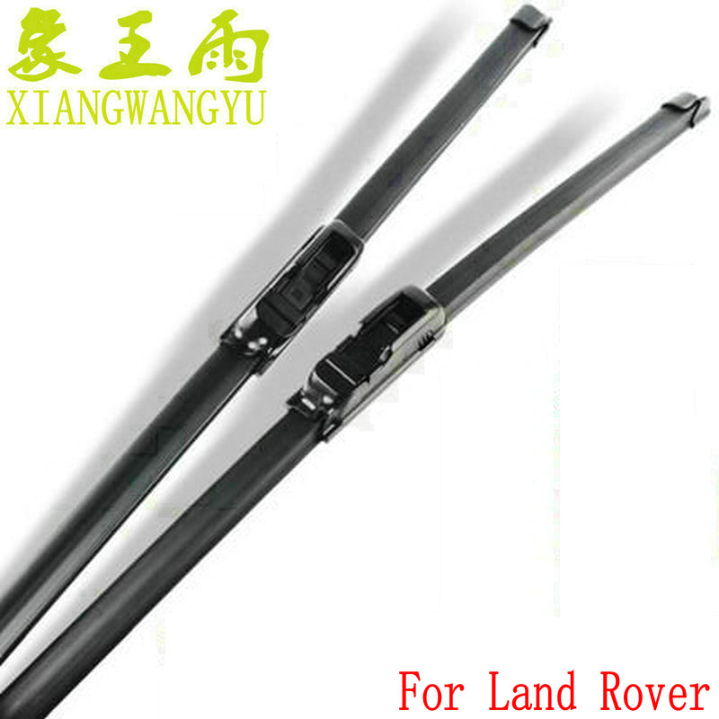 Car wiper blade for Land Rover Range Rover Sport Defender Discovery 3 Discovery 4 2pcs/PAIR fit standard J hook wiper arms