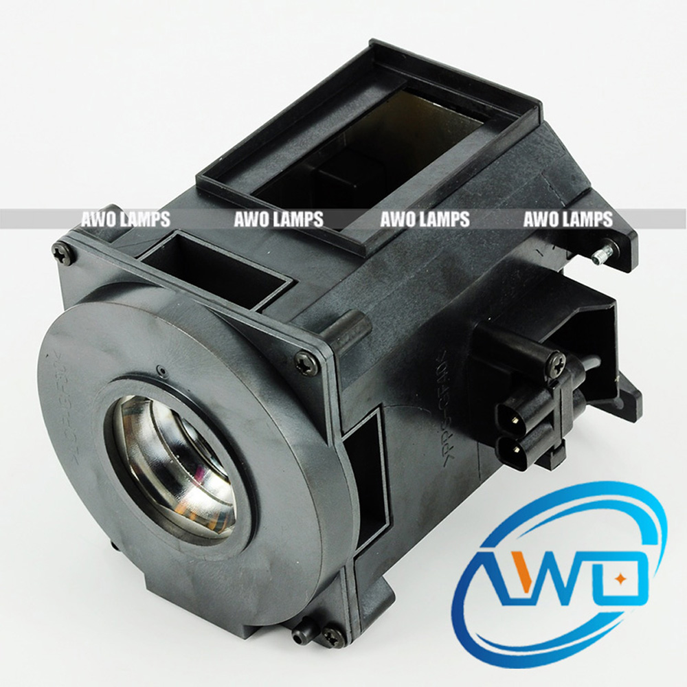 AWO Compatible Replacement Projector Lamp NP26LP for NEC Projectors NP-PA622U/PA521U/PA522U/PA522UG/PA571U/PA571W/PA572W/PA6 replacement lamp for nec um301w um301xi um301x um301wi projectors