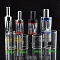 20 шт. замена стекла для E сигареты атомайзер двойной фанкойла ядро для M14 M16 M18 M22 атомайзеры испаритель