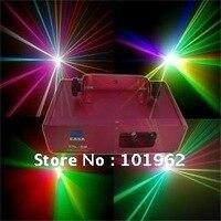 Moving Laser Stage Lights 280mW Full Color Projector Laser DJ Party Disco Light Laser Lighting