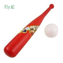 Zunanje otroške plastične igrače za bejzbol za otroke darilo za rojstni dan, staro 3 - 5 let