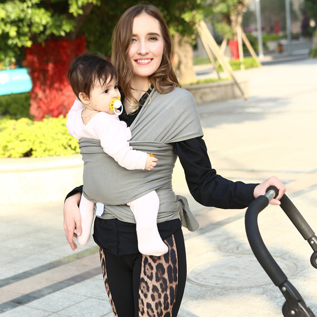 Baby Carrier Multifunction Cotton Baby Sling Newborn Infants Four
