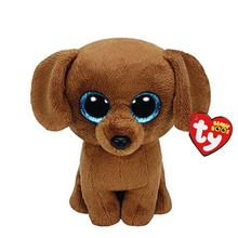 Ty Beanie Boos Stuffed Plush Animals Yellow Dog Doll Toys For Children With Tag 6 15cm
