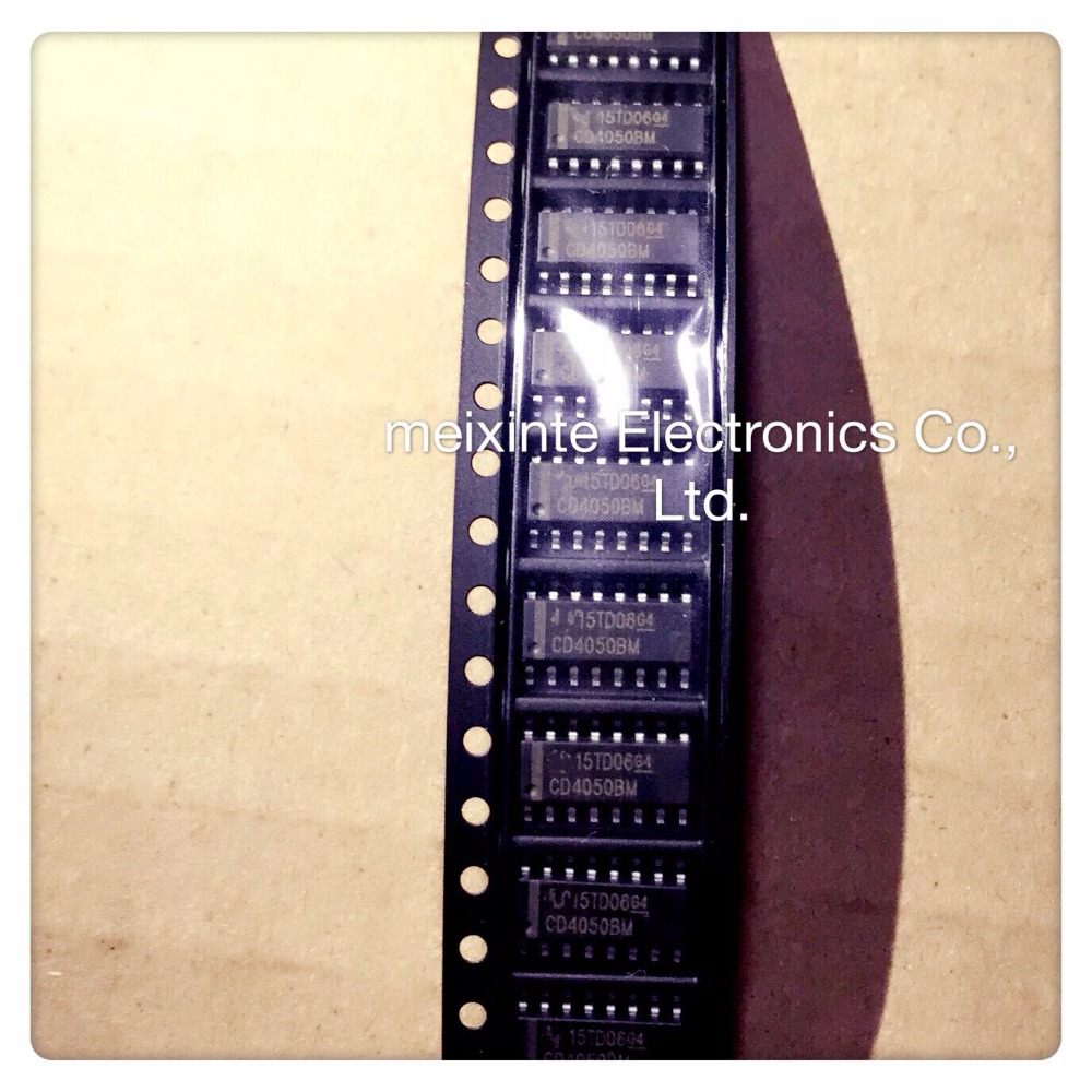 10 шт. Бесплатная доставка HCF4050 CD4050 CD4050BM HEF4050 SMD