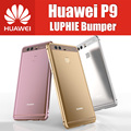 Compatível com p9 p9 pro plus para huawei p9 zfc0406cn luphie originais super metal frame de alumínio bumper 6 cores