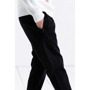 Image 5 - SIMWOOD pantalon de survêtement décontracté hommes 2019 nouveaux pantalons de survêtement hommes pantalons épais mode lâche Hip Hop Streetwear livraison gratuite 190086