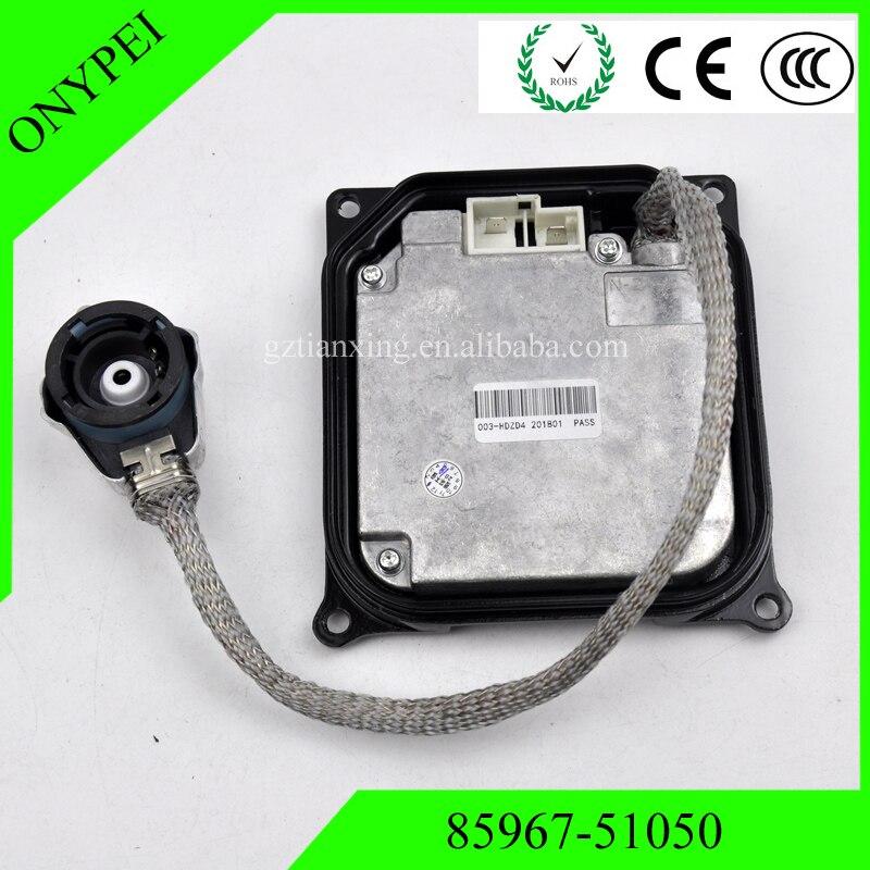 Xenon hid балласт фара контроллер 85967-51050 для Toyota Previa Estima Noah Lexus GX460 85967 51050 8596751050