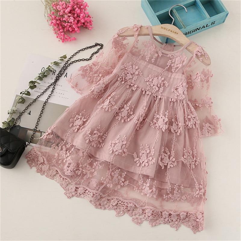 31ba0dc46 Winter Baby Girl Christening Gown Infant Princess Dress 1st Birthday ...