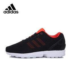 Official New Arrival Adidas Originals ZX FLUX Men's Skateboarding Shoes Sneakers Classique Shoes Platform