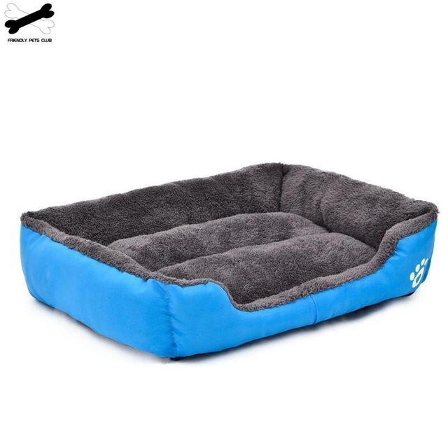 Pet Dog Pet Bed Cat Bed pet products Puppy Cushion House Pet Soft Warm Kennel Dog Mat Blanket G3615