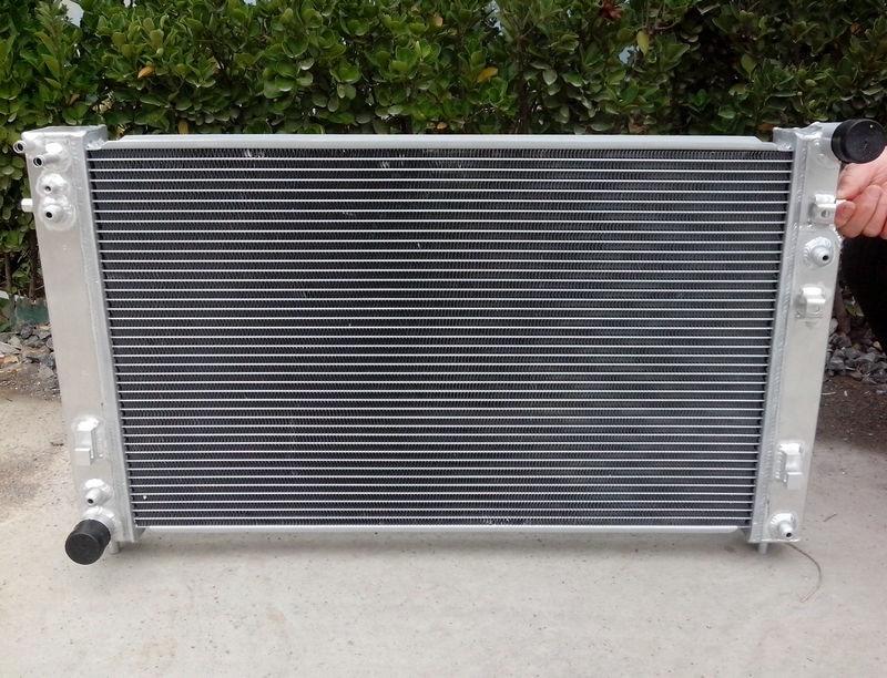 New S I Radiator Cap Protection Cover Decoration Aluminum Blue Universal