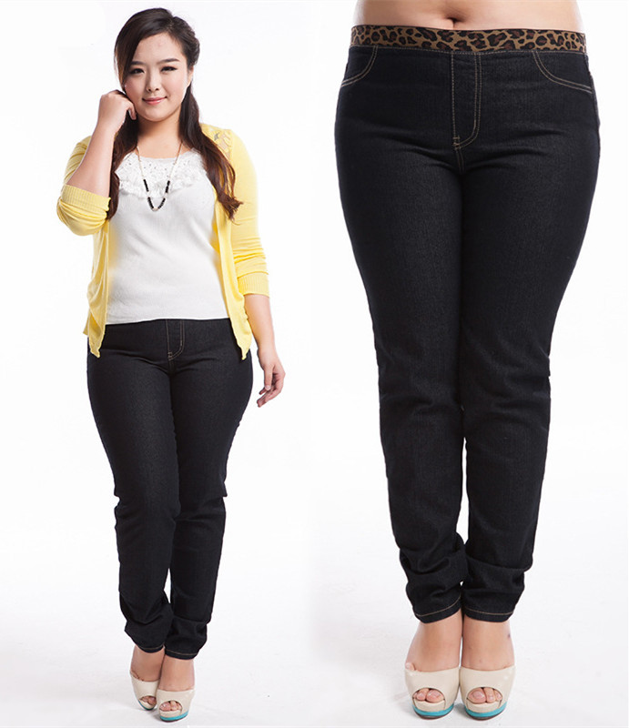 Groovy Plus Size Women Jeans Photo Album Fashion Trends And Models Hairstyles For Women Draintrainus