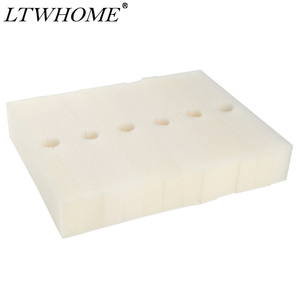 LTWHOME Pack of 12 Compatible Foam Filter Fit for Fluval FX5 and FX6 FX4 Aquarium Filter(China)