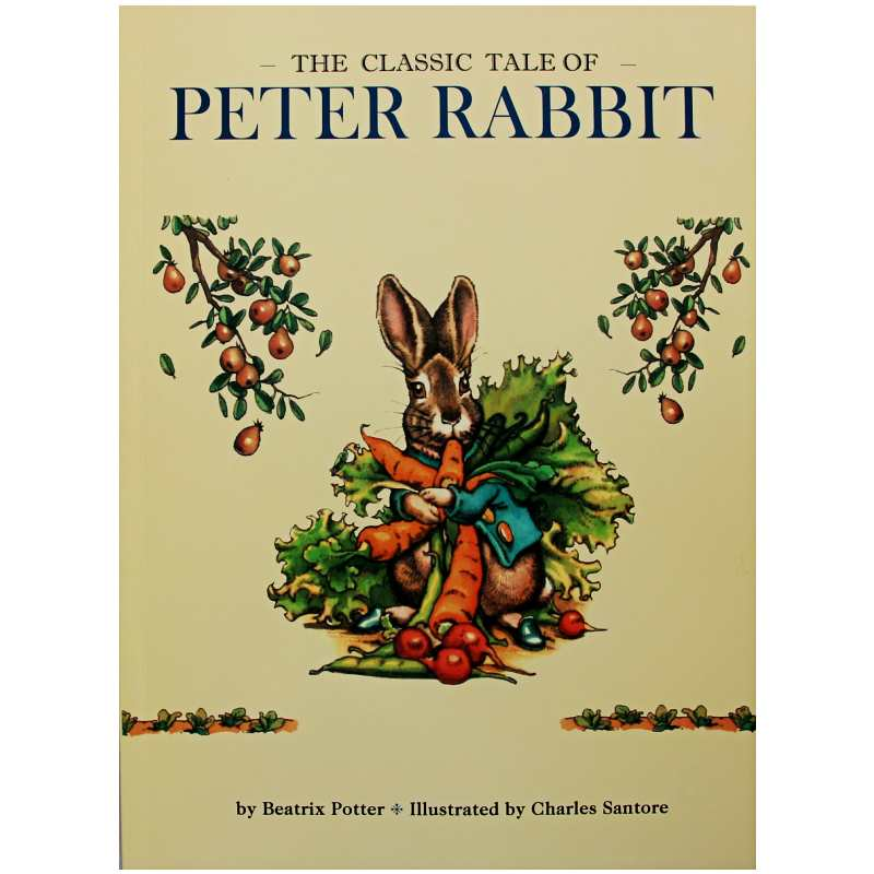 Peter Rabbit By Beatrix Potter Educational English Picture Book Learning Card Story Book For Baby Kids Children Gifts