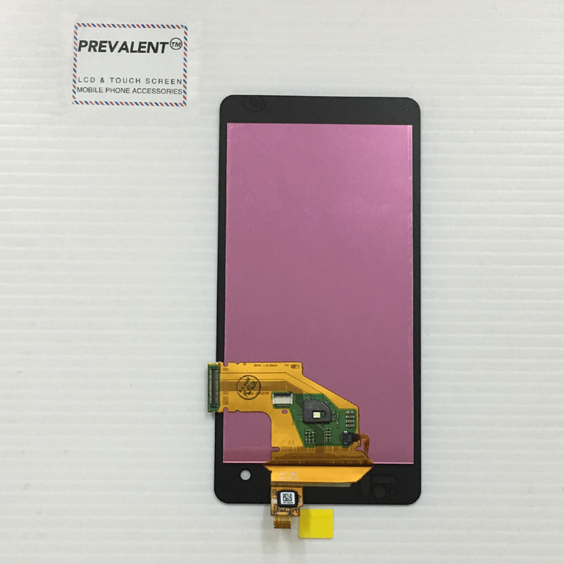 For Sony Xperia V LT25 LT25I Touch Screen Panel Digitizer Sensor Glass + LCD Display Monitor Panel Module Assembly