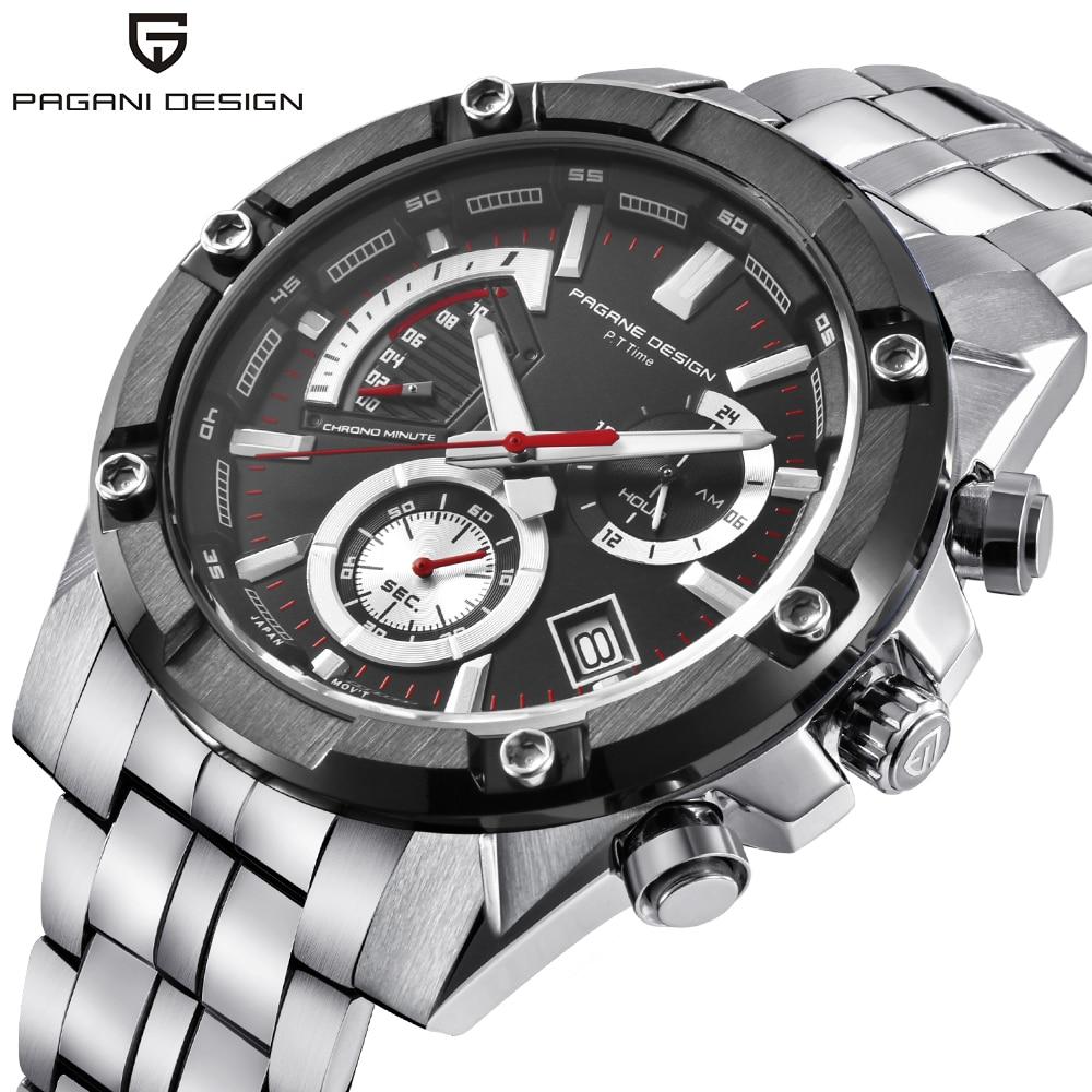c0e456ef7be0 Hombres relojes de lujo marca deporte de buceo militar multifunción reloj  de alta calidad Todo el