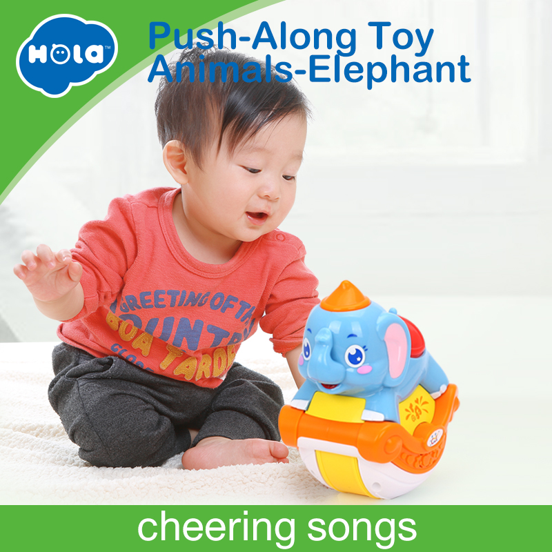 HUILE TOYS 3105C Baby Toys Musical Sliding Animals Elephant with Lights & Music Electronic Toys Pets Toys for Children Boy GiftsHUILE TOYS 3105C Baby Toys Musical Sliding Animals Elephant with Lights & Music Electronic Toys Pets Toys for Children Boy Gifts