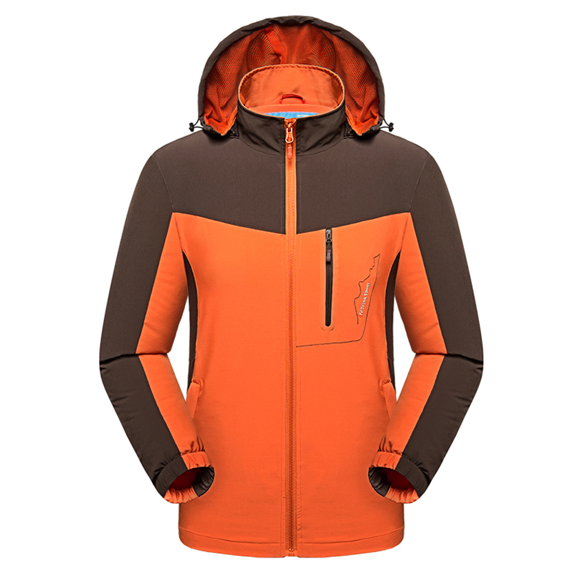 Men's Women's Mesh Breathable Thin Jackets Outdoor Sportswear Hiking Camping Trekking Climbing Fishing Female Windbreaker MA164
