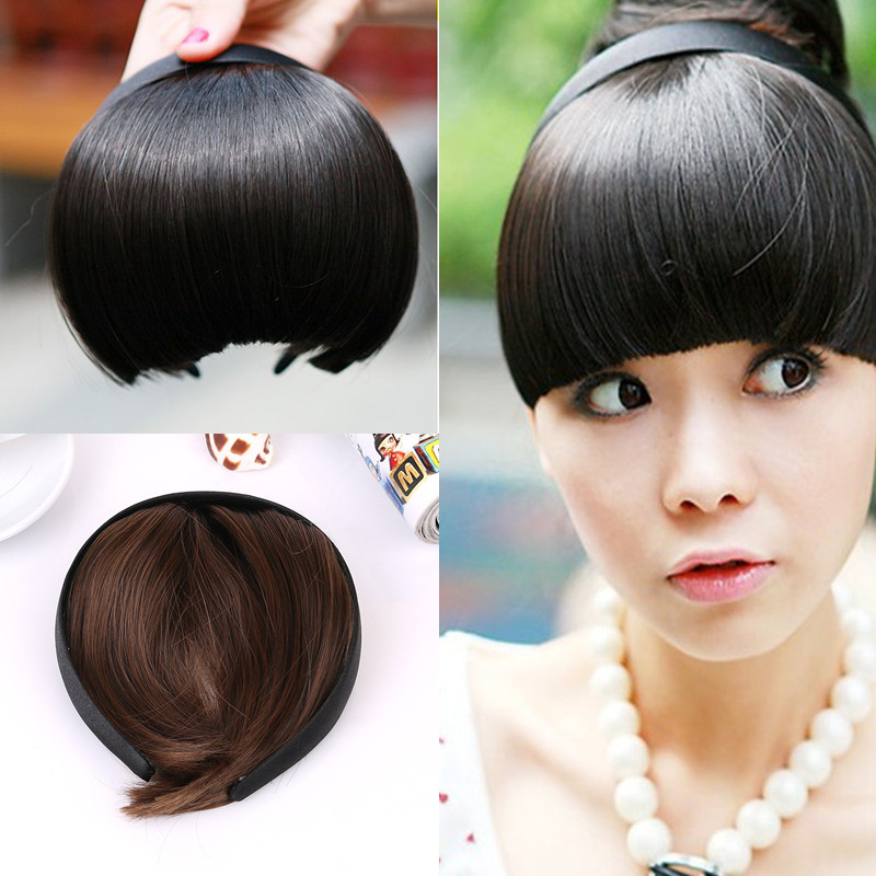 Sale 1 Pc Women New Charming Fashion 3 Colors Wig Hairband Headwear Hair Accessories For Party