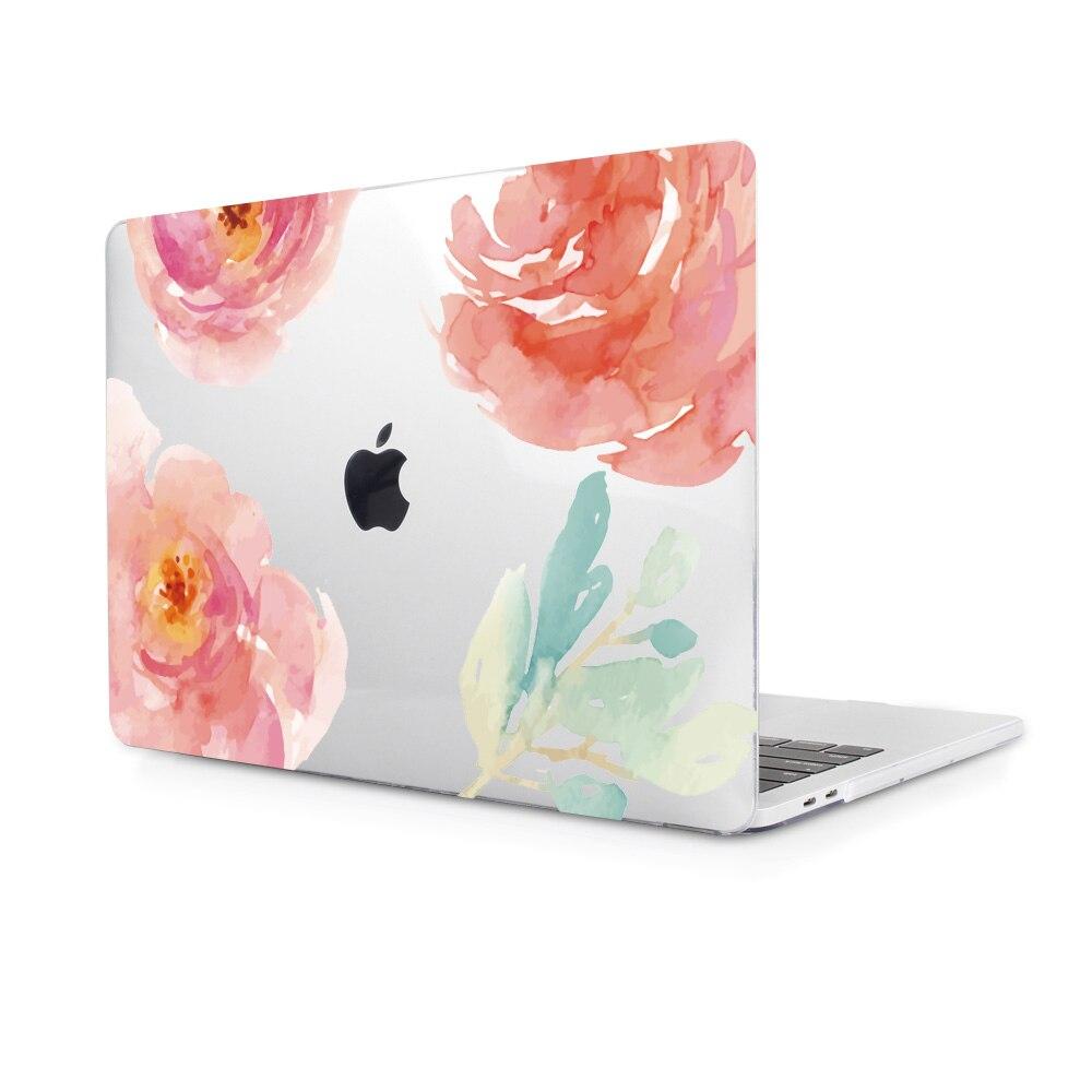Redlai Rose & Floral Laptop Sleeve Hoesje Voor Apple Macbook Air 13.3 - Notebook accessoires - Foto 2