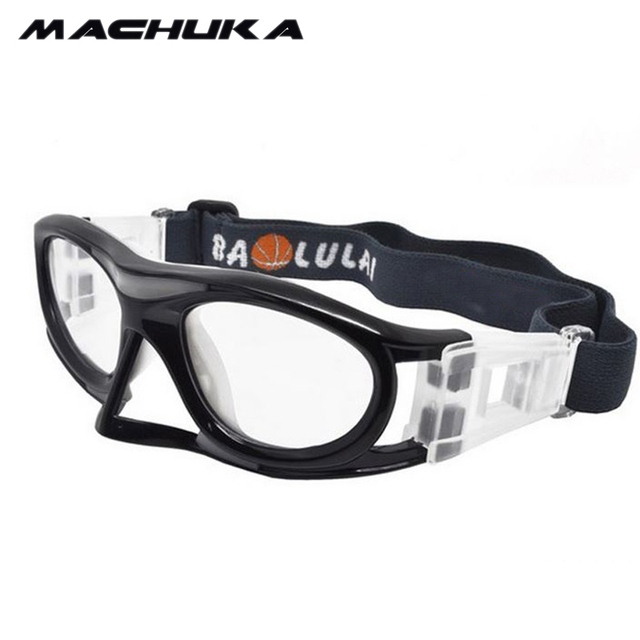 47491d317b6 Machuka Anti Down Basketball Glasses Protective Soccer Glasses