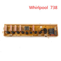 Whirlpool 738 Washing Machine Motherboard Original Washer Computer Board