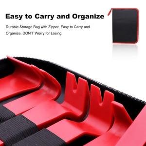 Image 5 - Auto Trim Removal Tools Kit Auto Panel Dash Audio Radio Removal Installer Reparatur Pry Tools Kit Verschluss Entfernung mit Lagerung tasche