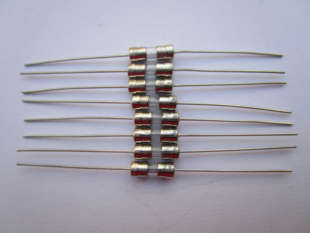 Practical 3.6x10mm F1a Fast Blow Miniature Glass Fuses With Fine Wire 100 Pcs Per Lot Electrical Equipments & Supplies