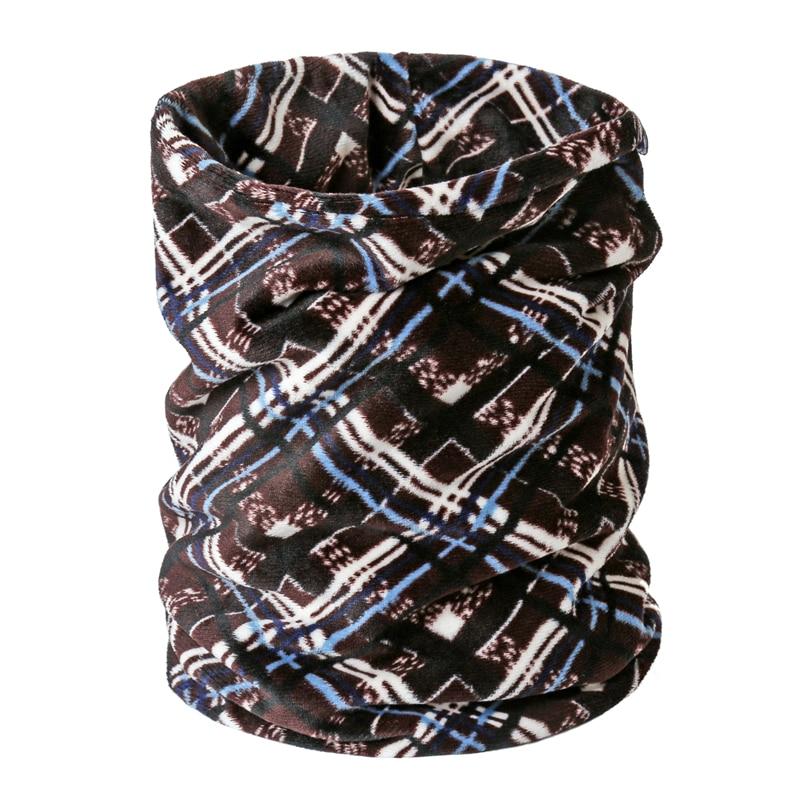 2019 New Design Women Scarf Set Lady Hat Winter Warm Soft Elasticity Neck Rings Scarves Headgear female foulard headscarf hoodie