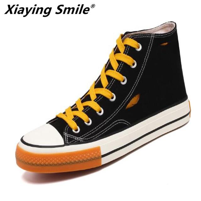 2019 latest style non-leather shoe Men  comfortable Casual Shoes Low Breathable Falt Canvas Shoes Students Style light male shoe