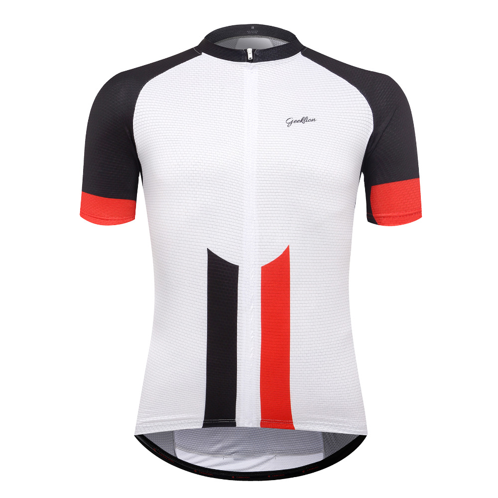 Racing Fast-Dry Clclismo Bike jersey Summer time Out of doors Ridding bicycle Clothes Geeklion Customized-Made Design Sport Put on bike jersey, bike jersey design, design bike jersey,Low cost bike...