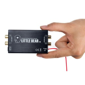 Image 5 - Little Bear T9 Mini Phono MM RIAA Turntable Preamp Pre Amplifier Ver2.5 Inspired By DENON AVR 2310CI Amp