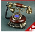 Европейский Ретро античный стационарных телефонов стационарный телефоны Caller ID/С Подсветкой/Handsfree телефон старинные telefones para casa
