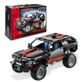 Decool 3341 Extreme Cruiser building bricks blocks New year Gift Toys for children Car Off Roader Lepin technic Bela 8081