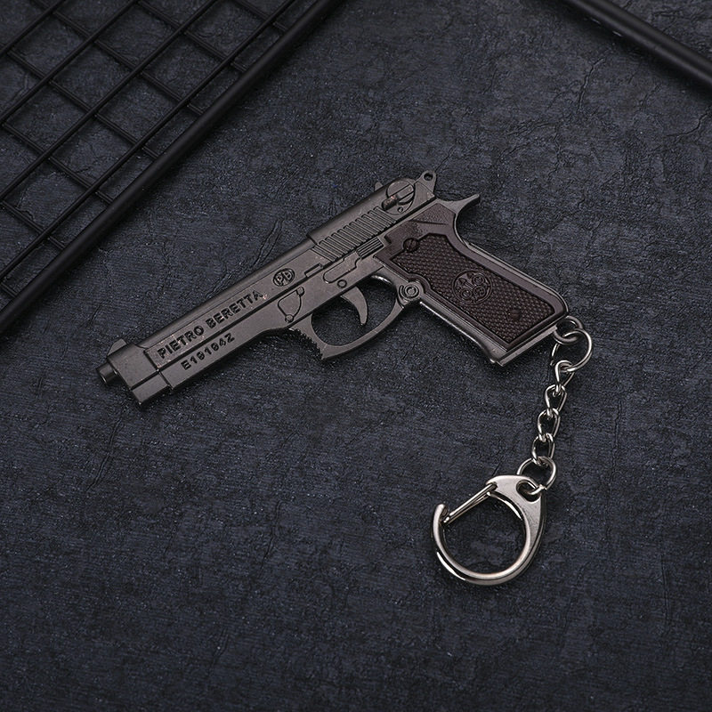 Weapon Keychains (1)