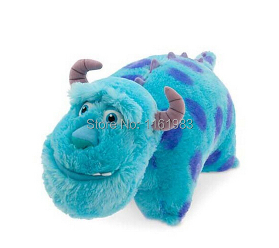 Sulley from Monsters Inc and Monster University Plush Pillow Folded Cushion 50cm James P. Sullivan 4x jx pdi 6221mg 20kg large torque digital standard servo for rc model