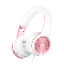 Sound Intone C26 Wired Stereo Headsets Strong Bass Headphones with Mic for Smartphones Mp3 iPhone 4 5 6 Tablet Folding Earphone