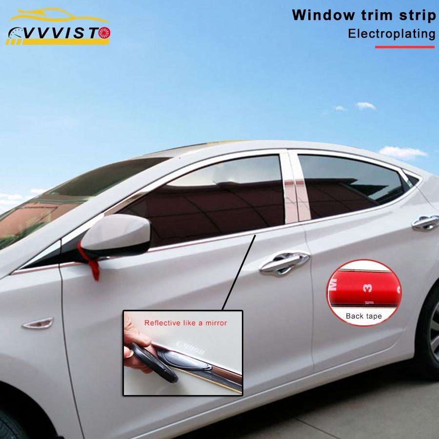 Car Door Bumper Hood Edge Guard Paint Protection Film Scratch Sticker For Toyota