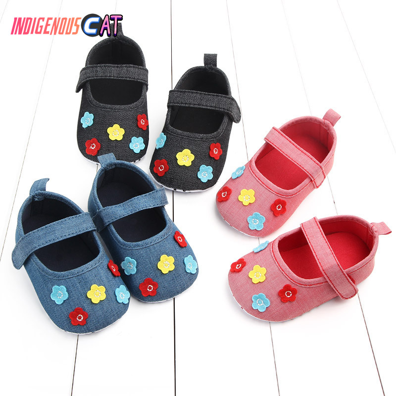2019 Summer Girl Shoes Fashion Baby Shoes Newborn Baby Girl Shoes First Walkers Shoes Cute Animal Princess Shoes 0-18 Months