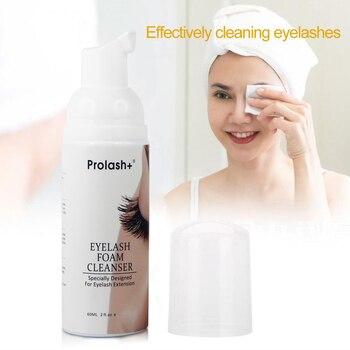 Emporiaz Eyelash Foam Cleanser Prolash Shampoo For Eyelashes Cleansers